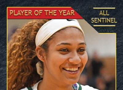 2018-19 All-Sentinel Girls Basketball POTY: Trinity Sunshine McCrae