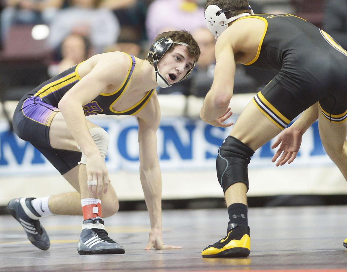 HS Wrestling Previews: Boiling Springs' Kollin Myers