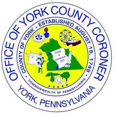 York County coroner logo