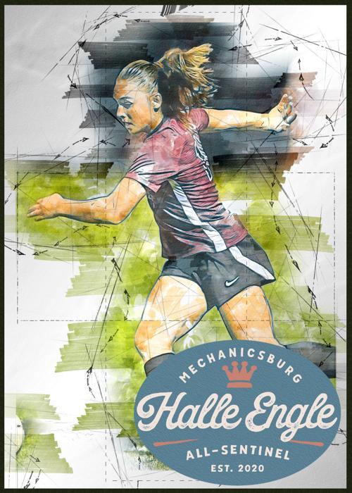 All-Sentinel Girls Soccer POTY: Halle Engle