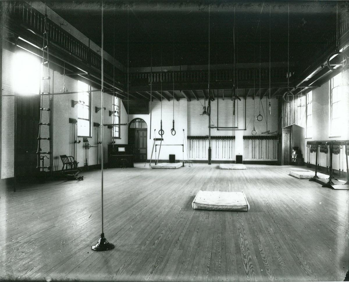 YWCA interior