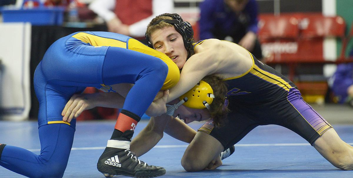 PIAA Team Wrestling: Class 2A Day 2 (copy)