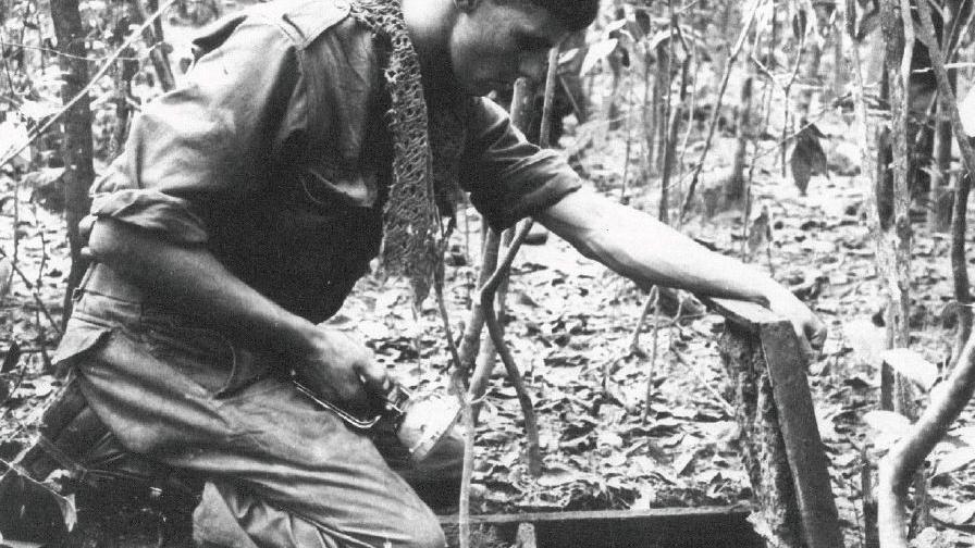 Voices of Service: Veteran recalls two tours in Vietnam