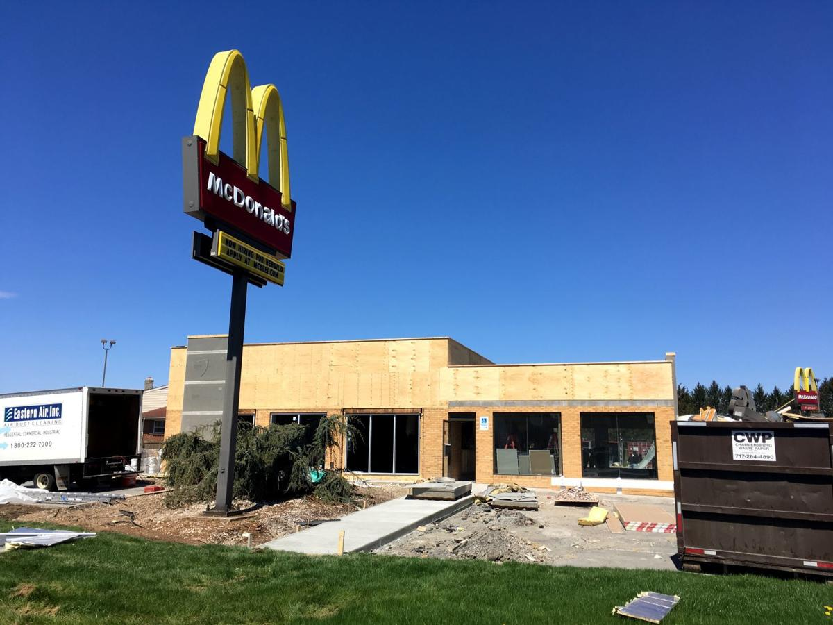 McDonalds Renovation