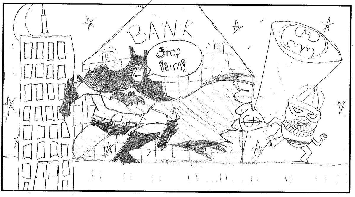 Kids Speak Out Batman