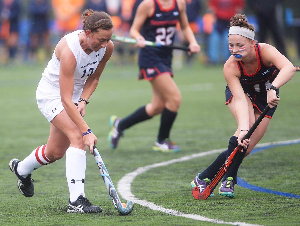 College Field Hockey: Messiah at Shippensburg