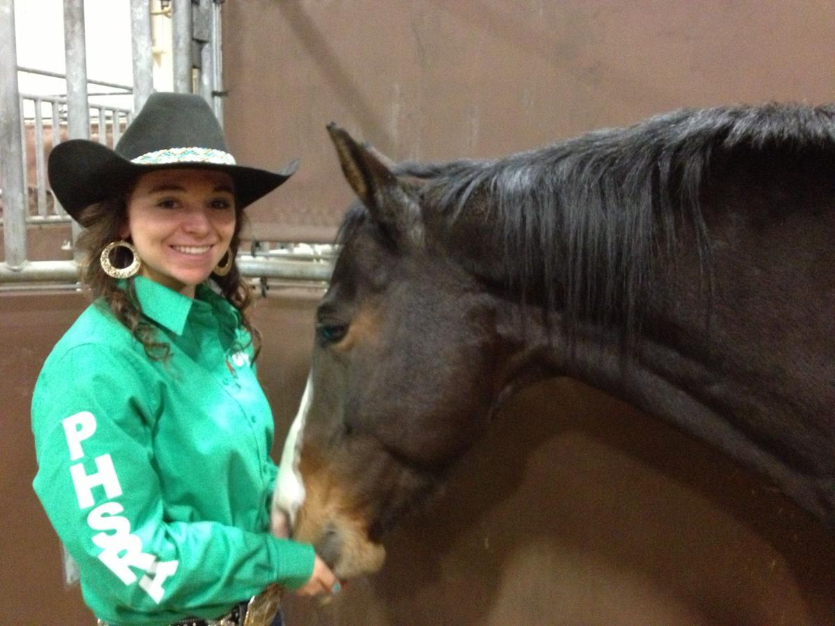 Midstate Shows Off Riding Talent At Pa Farm Show The