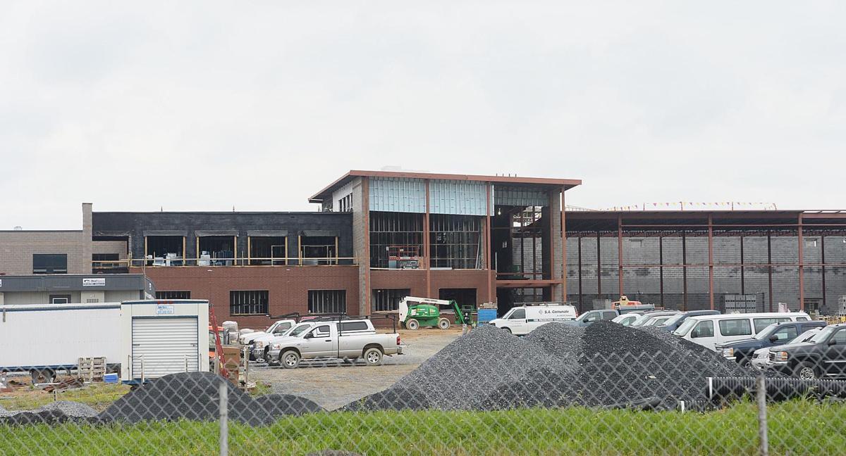 Cumberland Valley School District Construction