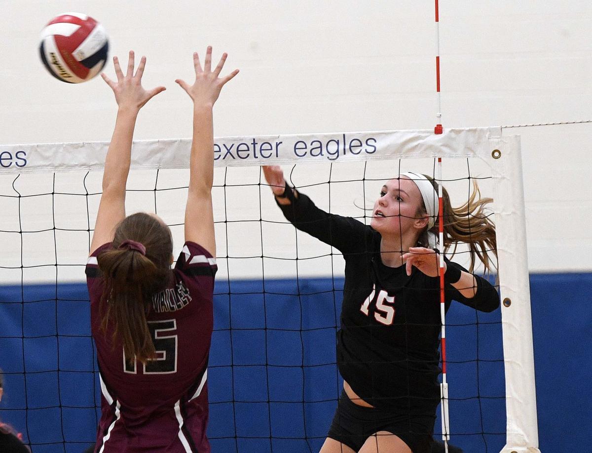 Cumberland Valley Garnet Valley Volleyball (copy)