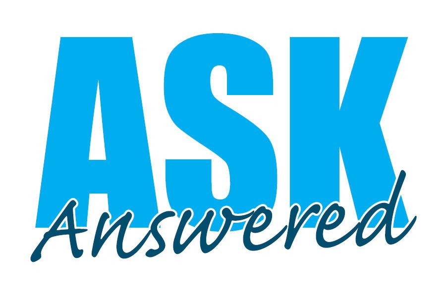 Ask/Answered logo