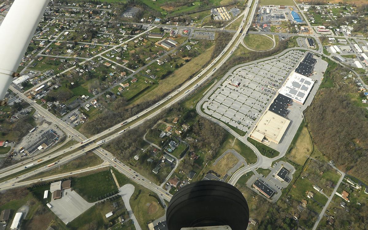 Interstate 81 interchanges