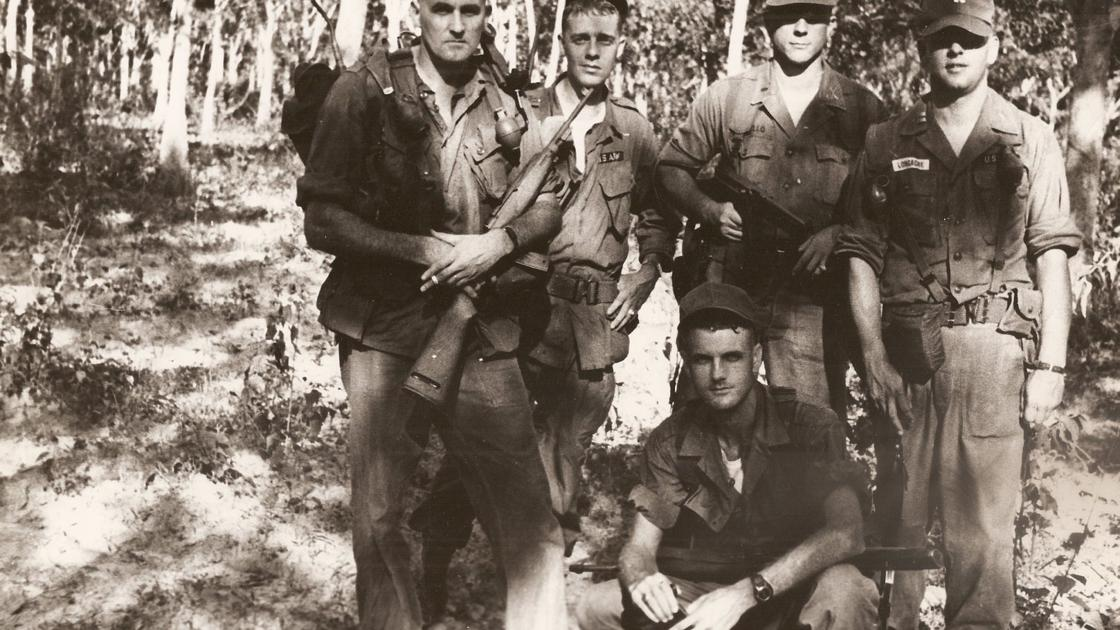 Voices of Service: Soldier takes on first of two tours in Vietnam