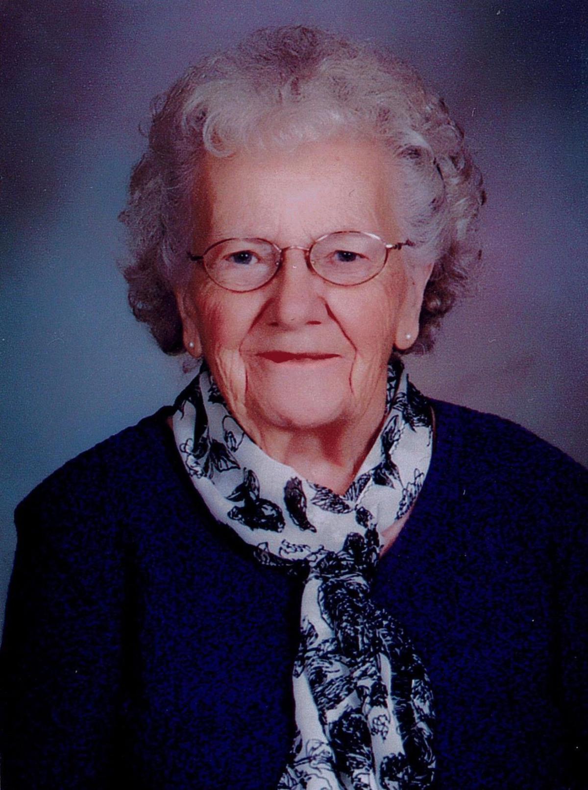 Helen M. Starner