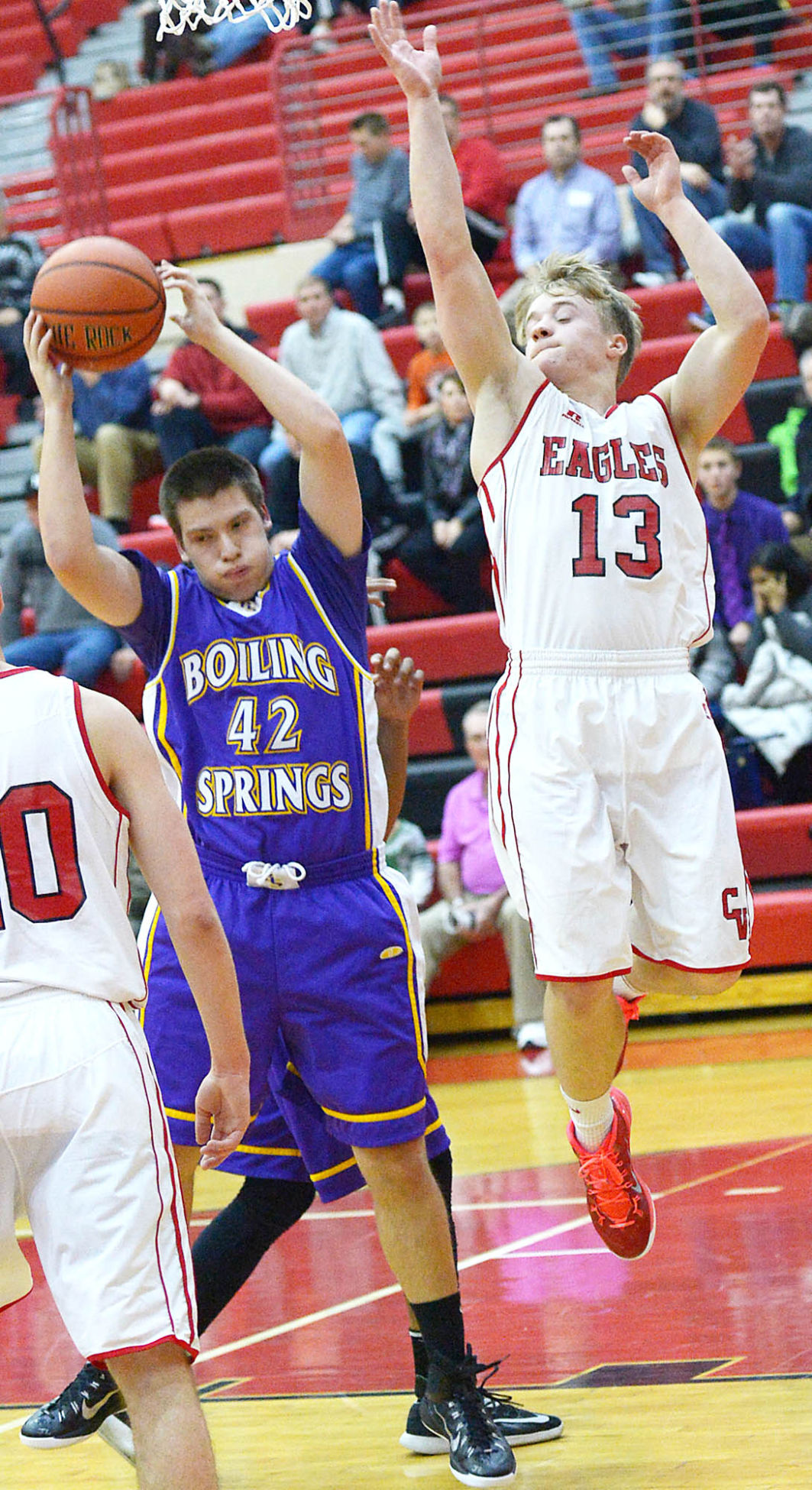 gallery  cv vs boiling springs boys basketball