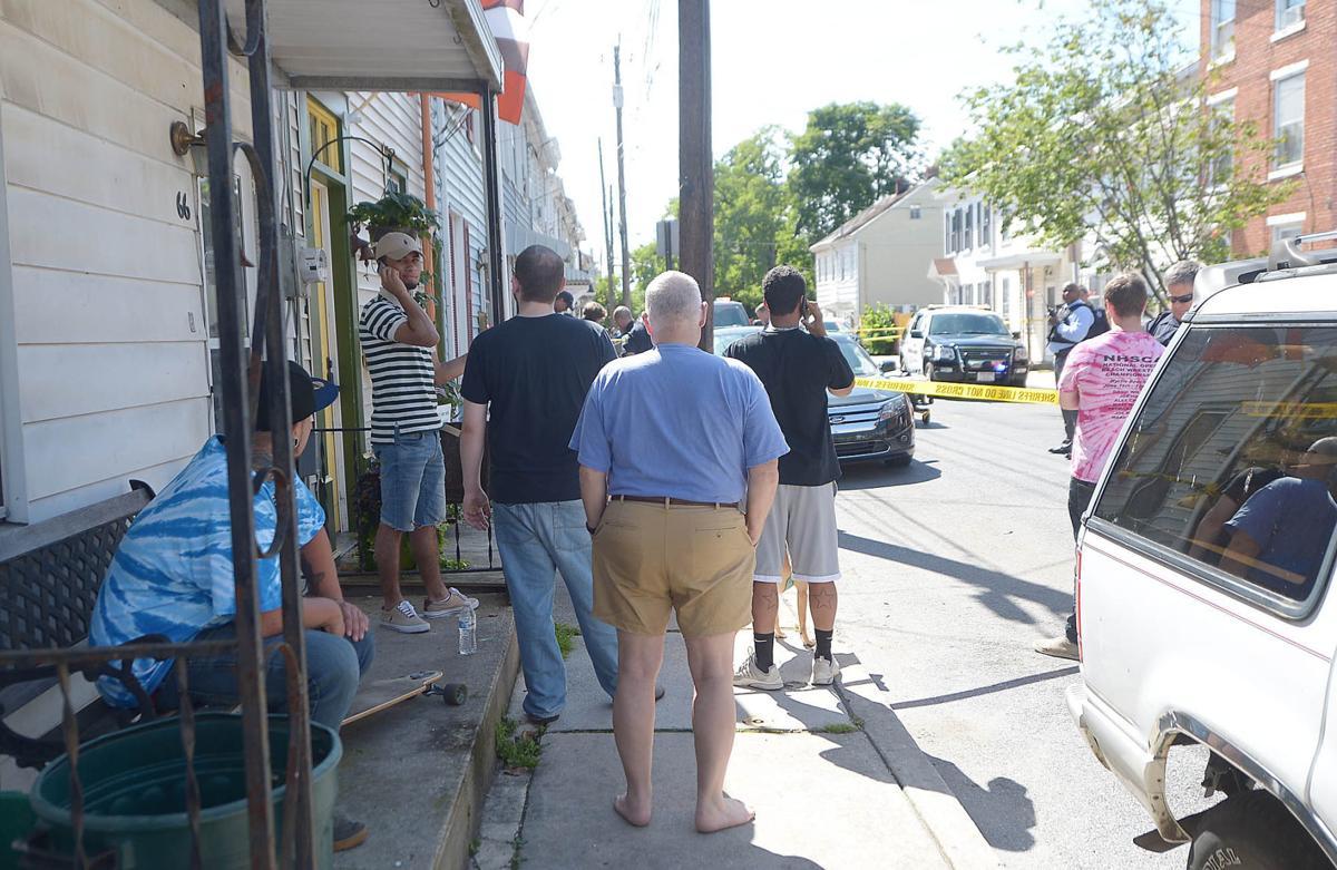East Penn Street Shooting