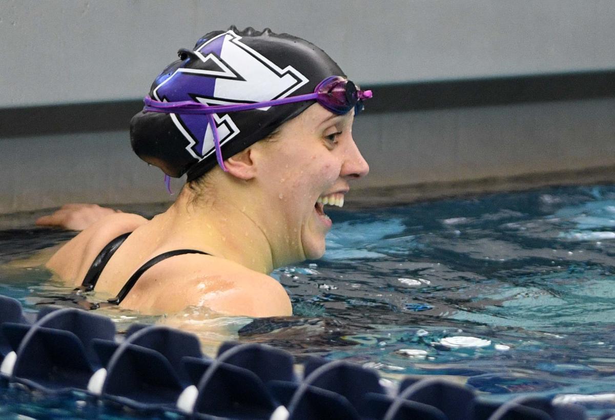 Girls AA Swimming
