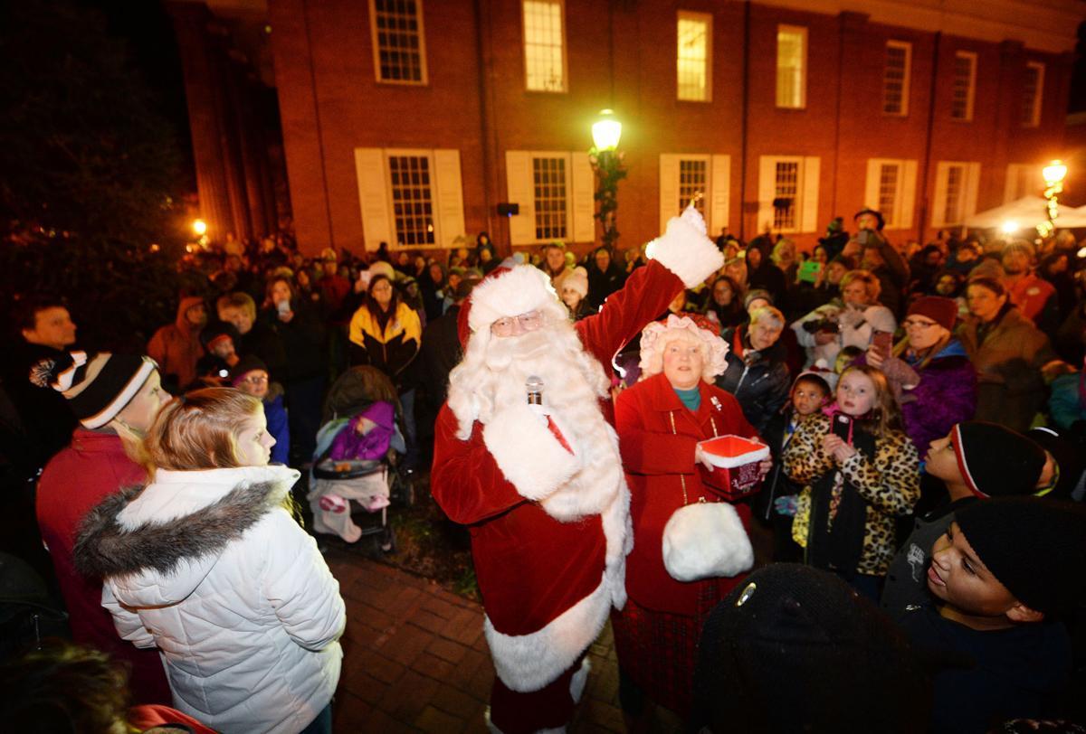 Carlisle Christmas Parade