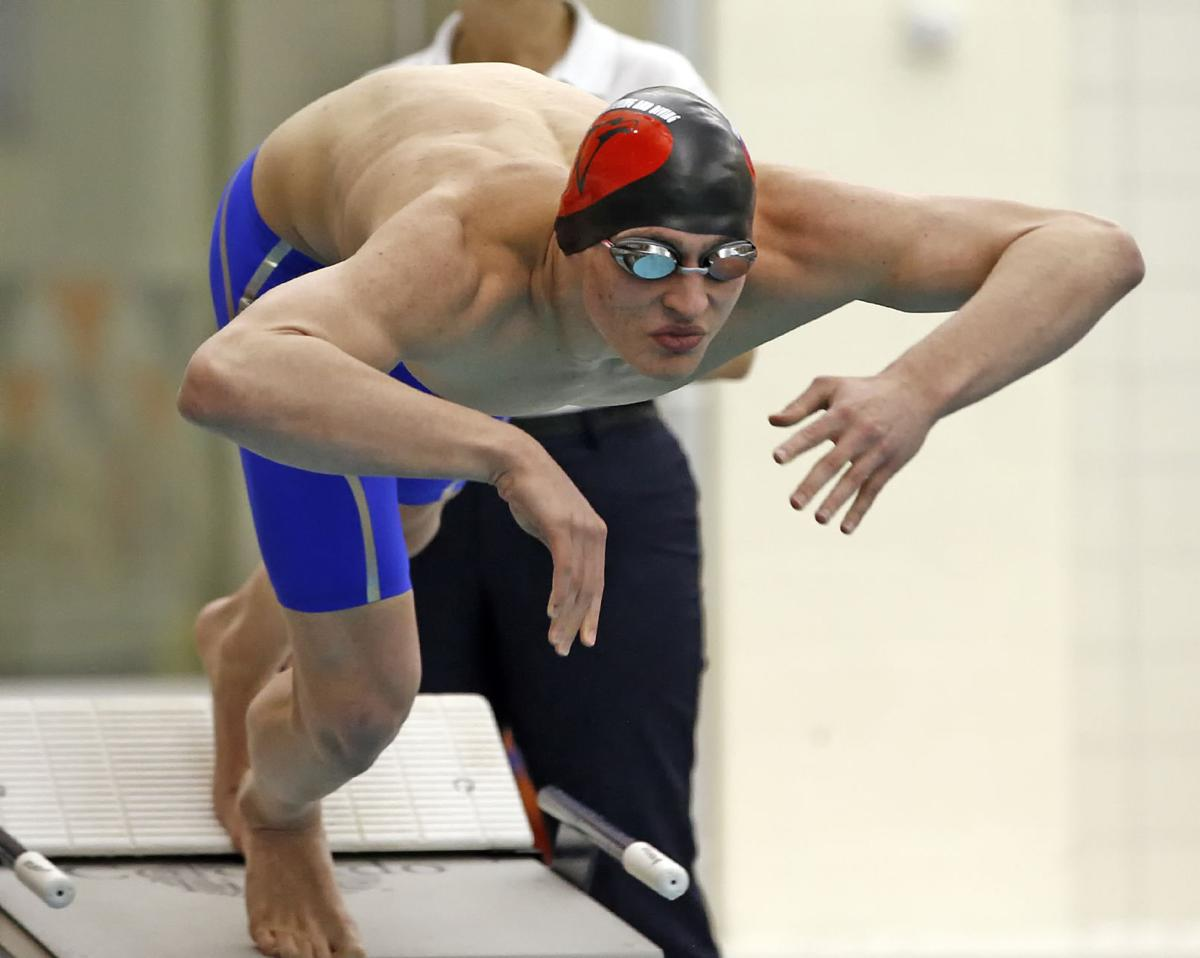 PIAA 3A Swimming Championships