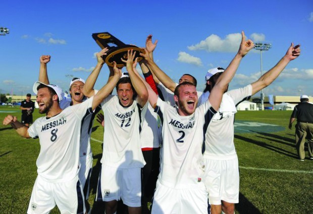 NCAA Division III Men's Soccer: Messiah claims ninth ...