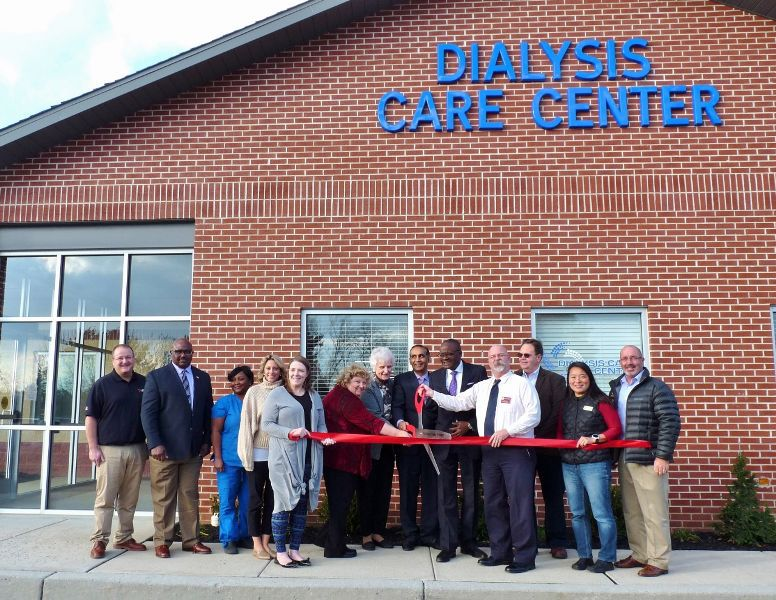 Dialysis Care Center Ribbon Cutting