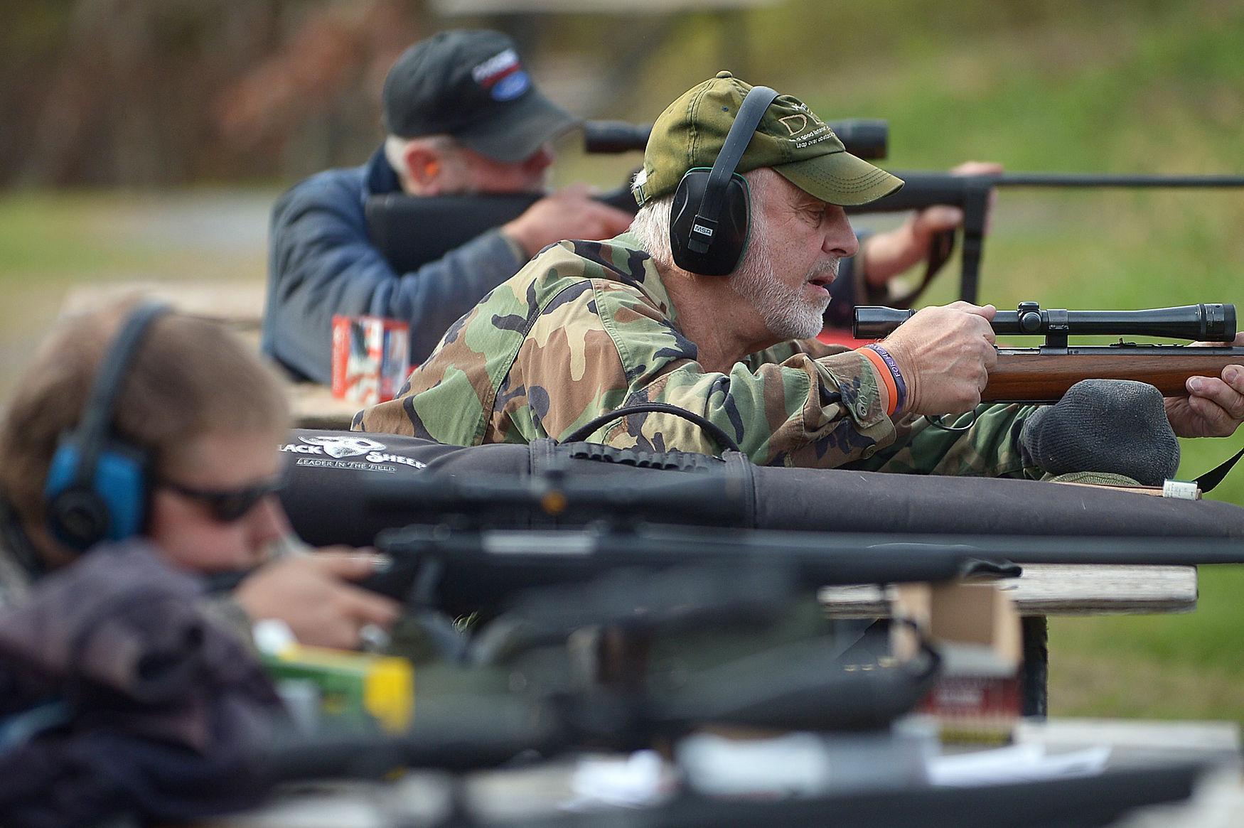 Pa state game lands shooting range near me