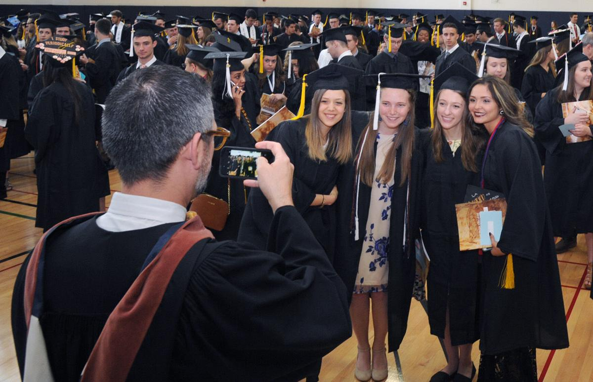 Messiah College Commencement