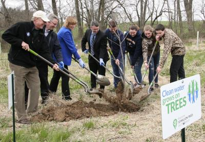 Keystone 10 Million Trees Partnership