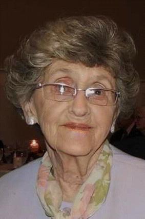 Martha Geraldine Mountz