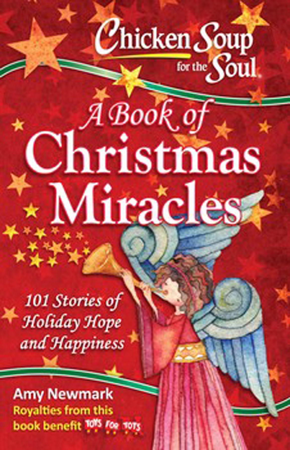 """Chicken Soup for the Soul: A Book of Christmas Miracles"""