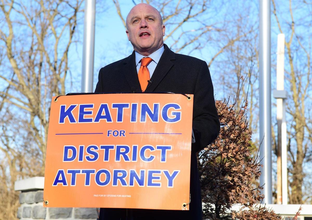 Jaime Keating District Attorney