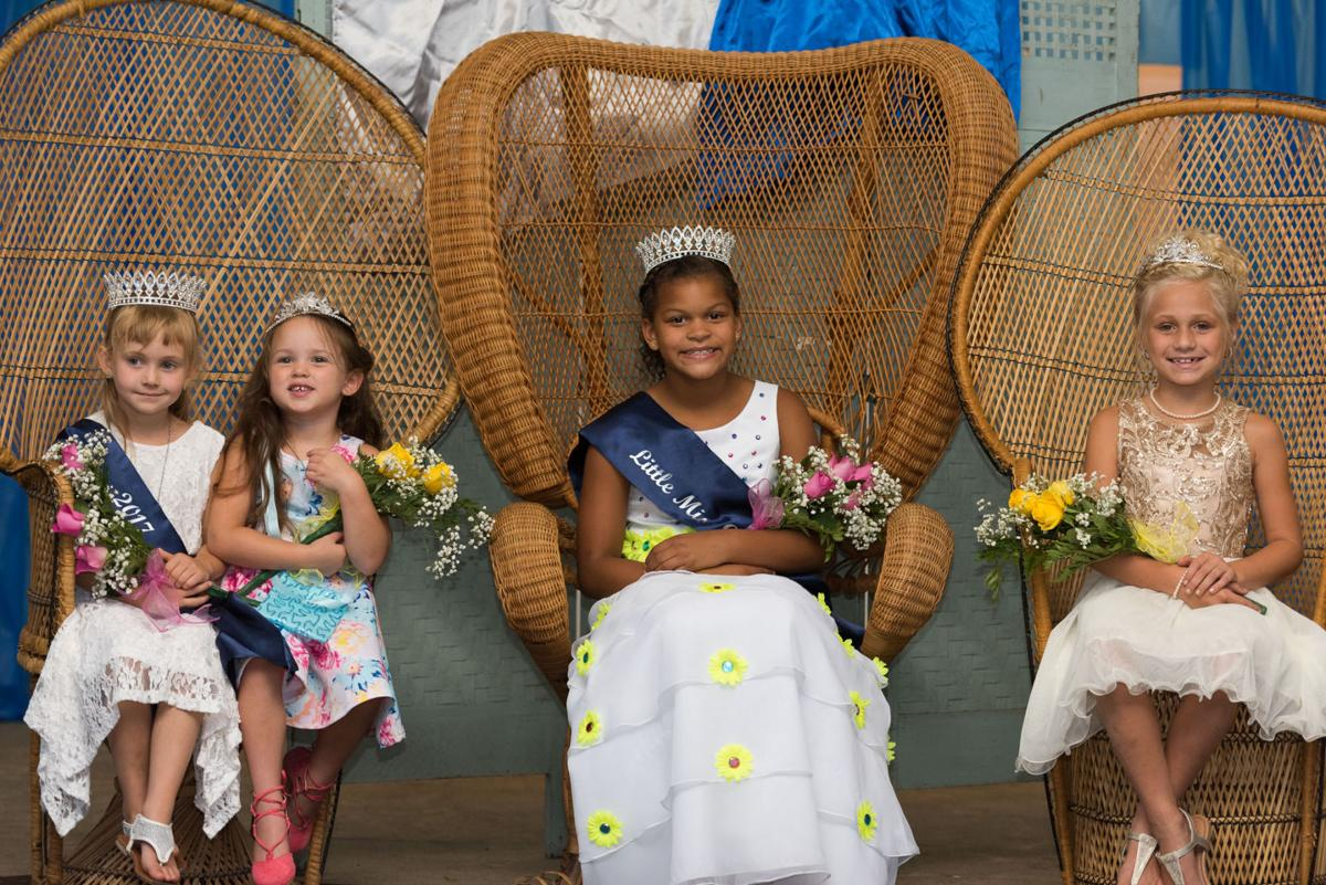 Little Miss Cumberland Ag Expo 2017