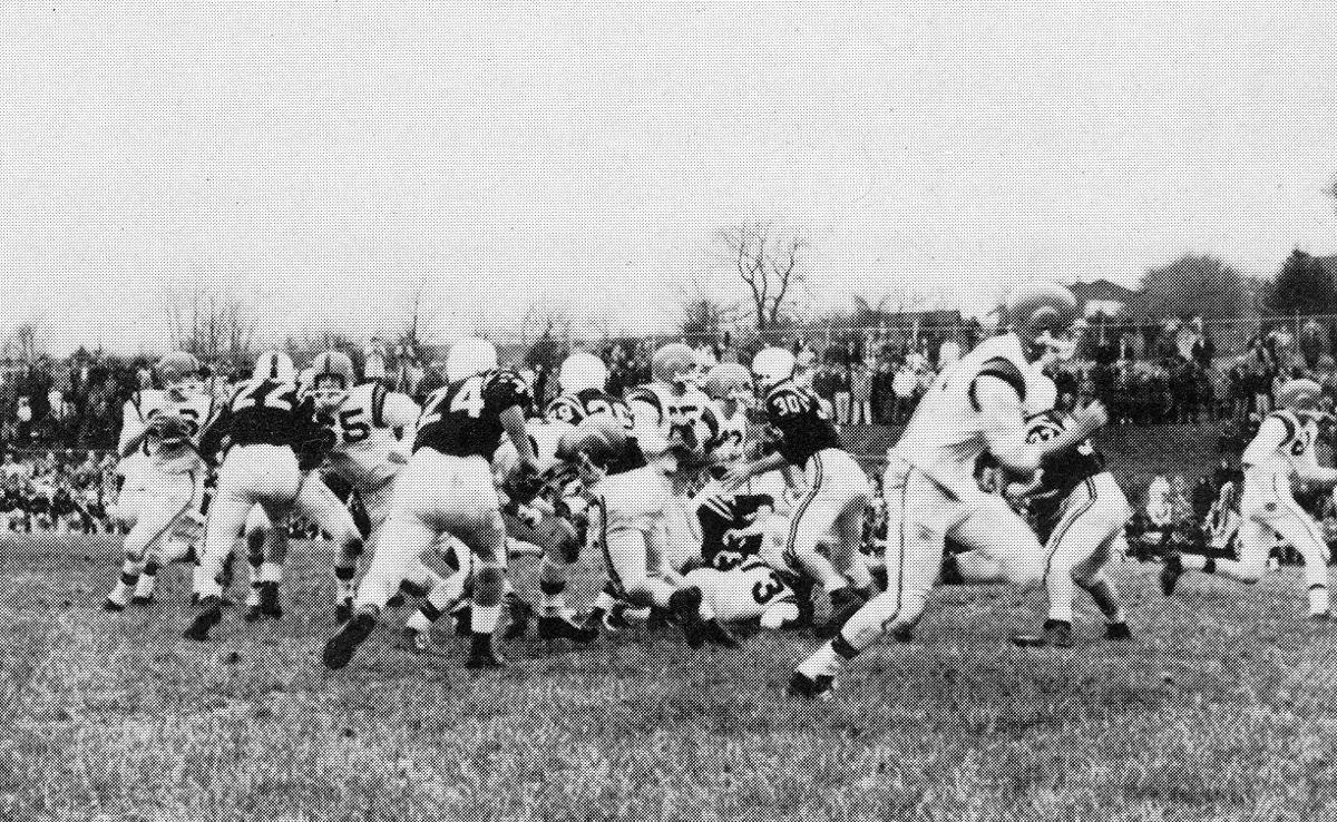 East Pennsboro '59 team
