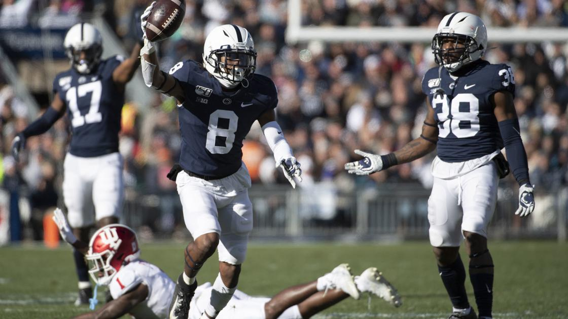College Football Photos: Indiana at Penn State
