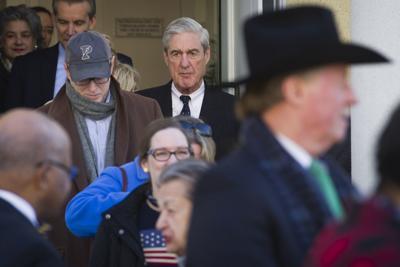 Justice Department: Mueller report neither implicates nor exonerates Trump, his campaign