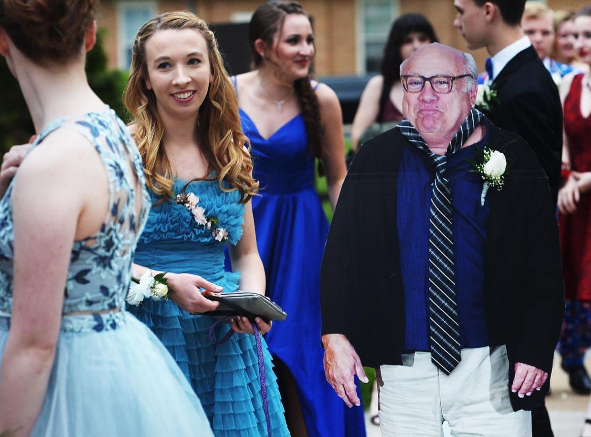 Carlisle High School senior prom