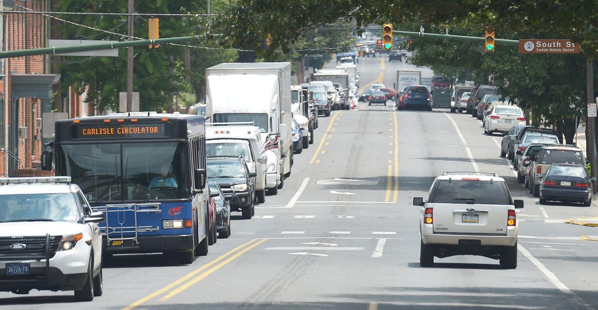 Carlisle Traffic