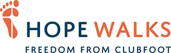 Hope Walks logo