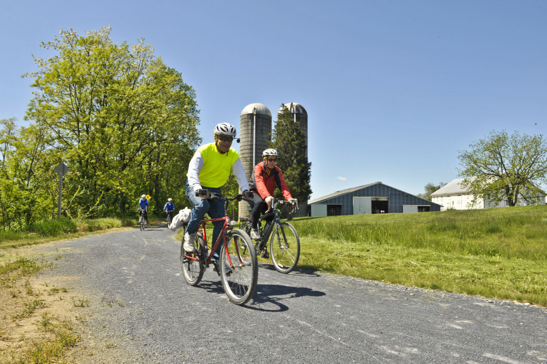 Cumberland Valley Rail Trail
