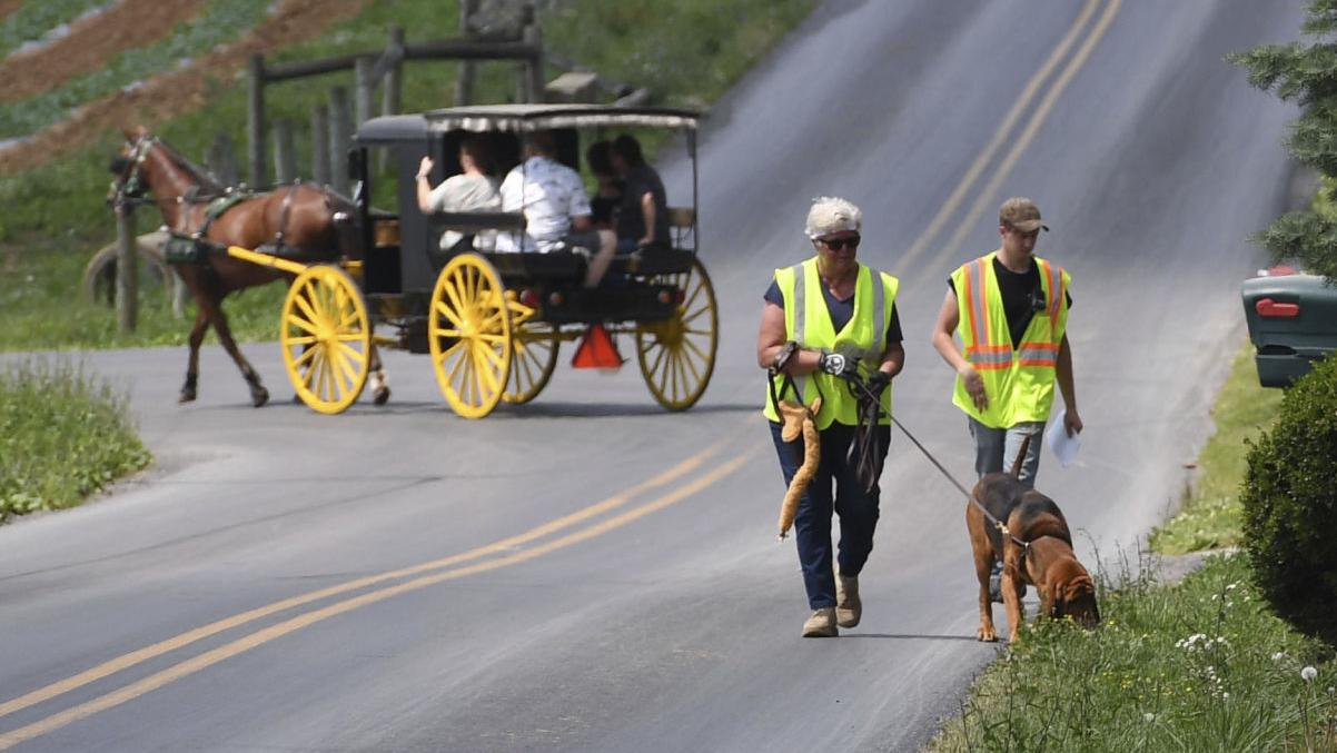 Man pleads guilty to kidnapping, killing young Amish woman in Lancaster County