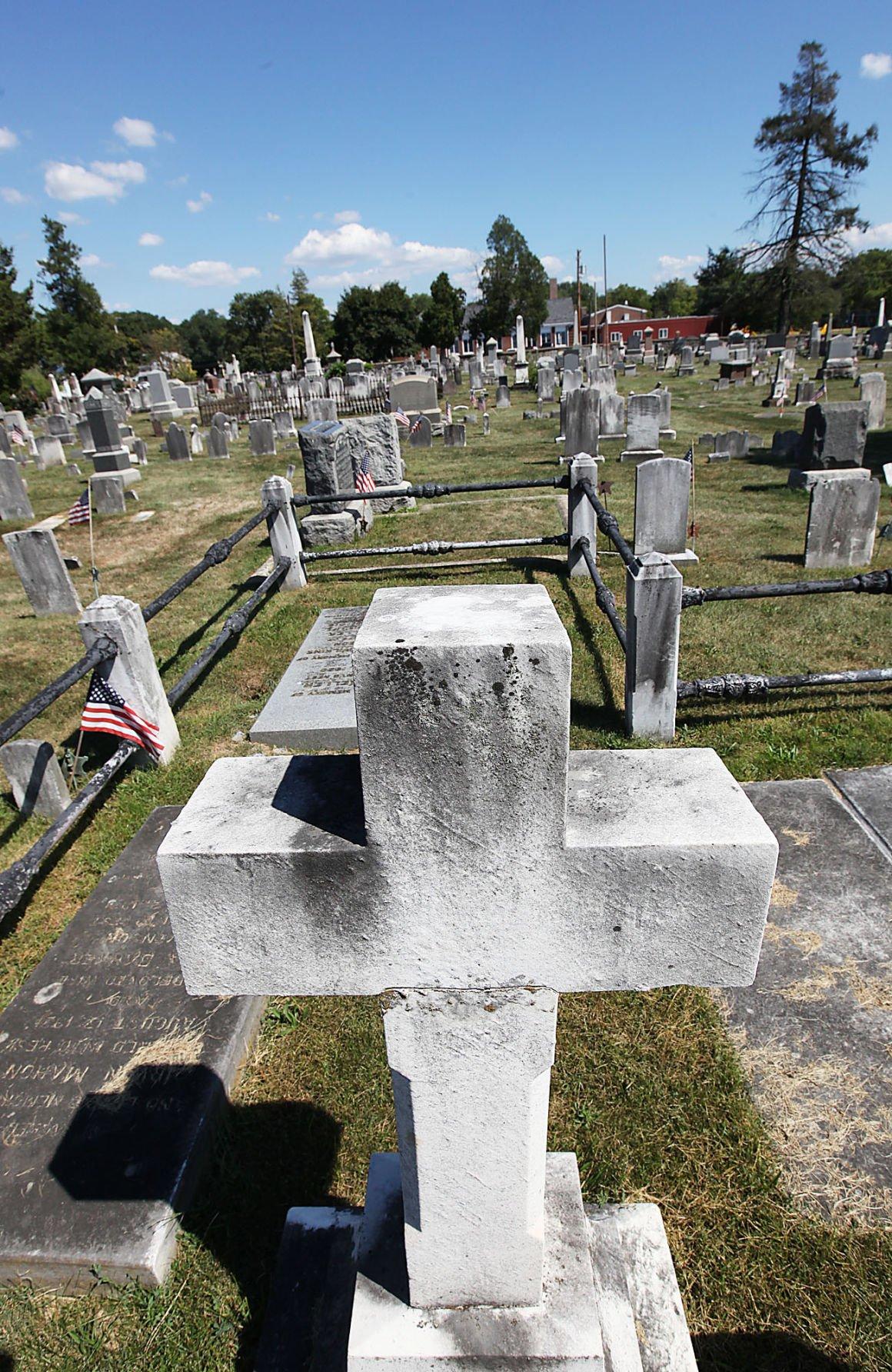 Old Graveyard Carlisle