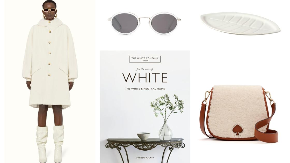 18 ways to give the gift of winter white this holiday season