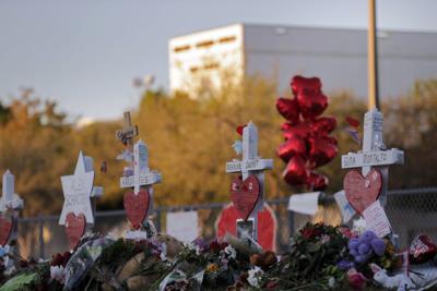 School Shooting Memorial