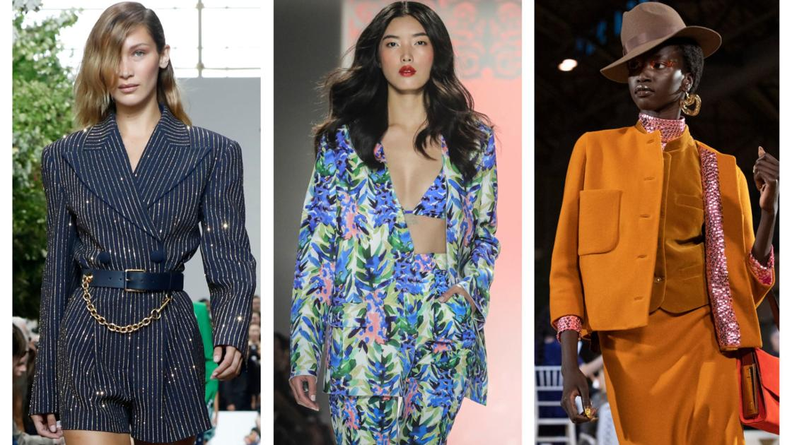 Island flair and 'the joy in dressing up': Highlights from the final shows at NY Fashion Week