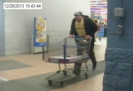 man wanted in retail theft at silver spring walmart