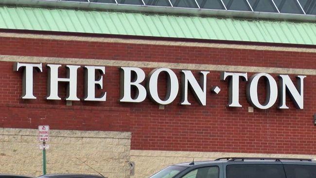 Bon-Ton sign