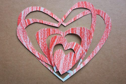 Try This 'heart Attack' Craft For Valentine's Day