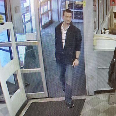 Office Max theft