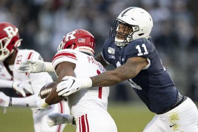 Penn State Football: Micah Parsons claims Big Ten Butkus-Fitzgerald Linebacker of the Year
