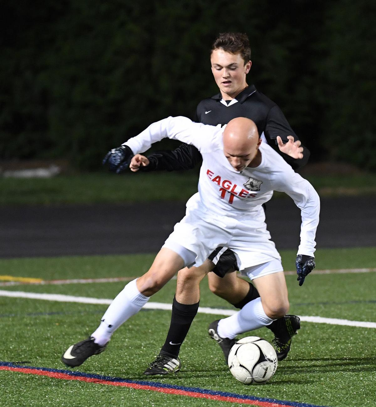 District 3 Boys Soccer Championship: Cumberland Valley vs. Hempfield (copy)