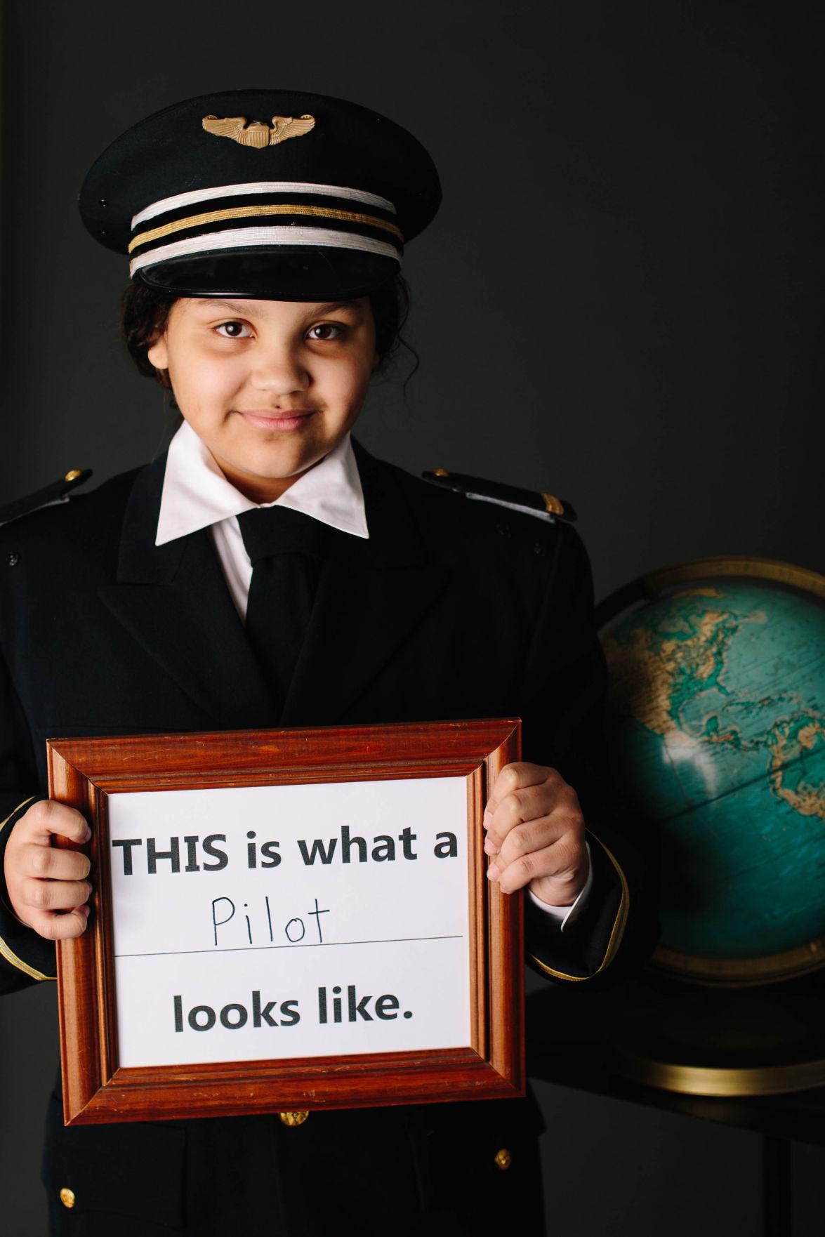 YWCA photo project Maliyah
